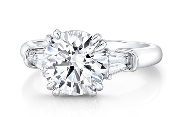 Create Your Perfect Engagement Ring  J. Howard Jewelers Bedford, IN