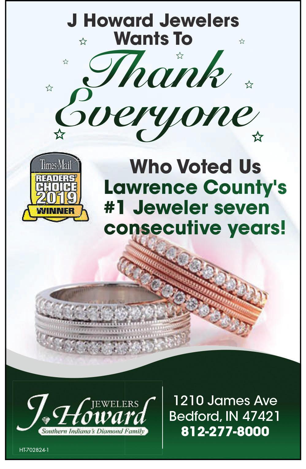 Voted Readers Choice #1 for 7 consecutive years